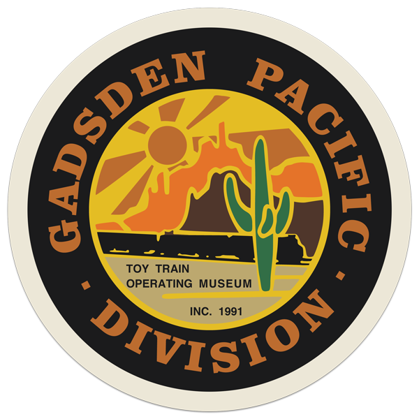 Gadsden-Pacific Division Toy Train Operating Museum | New Portable Layout Moving Forward - Gadsden-Pacific Division Toy Train Operating Museum