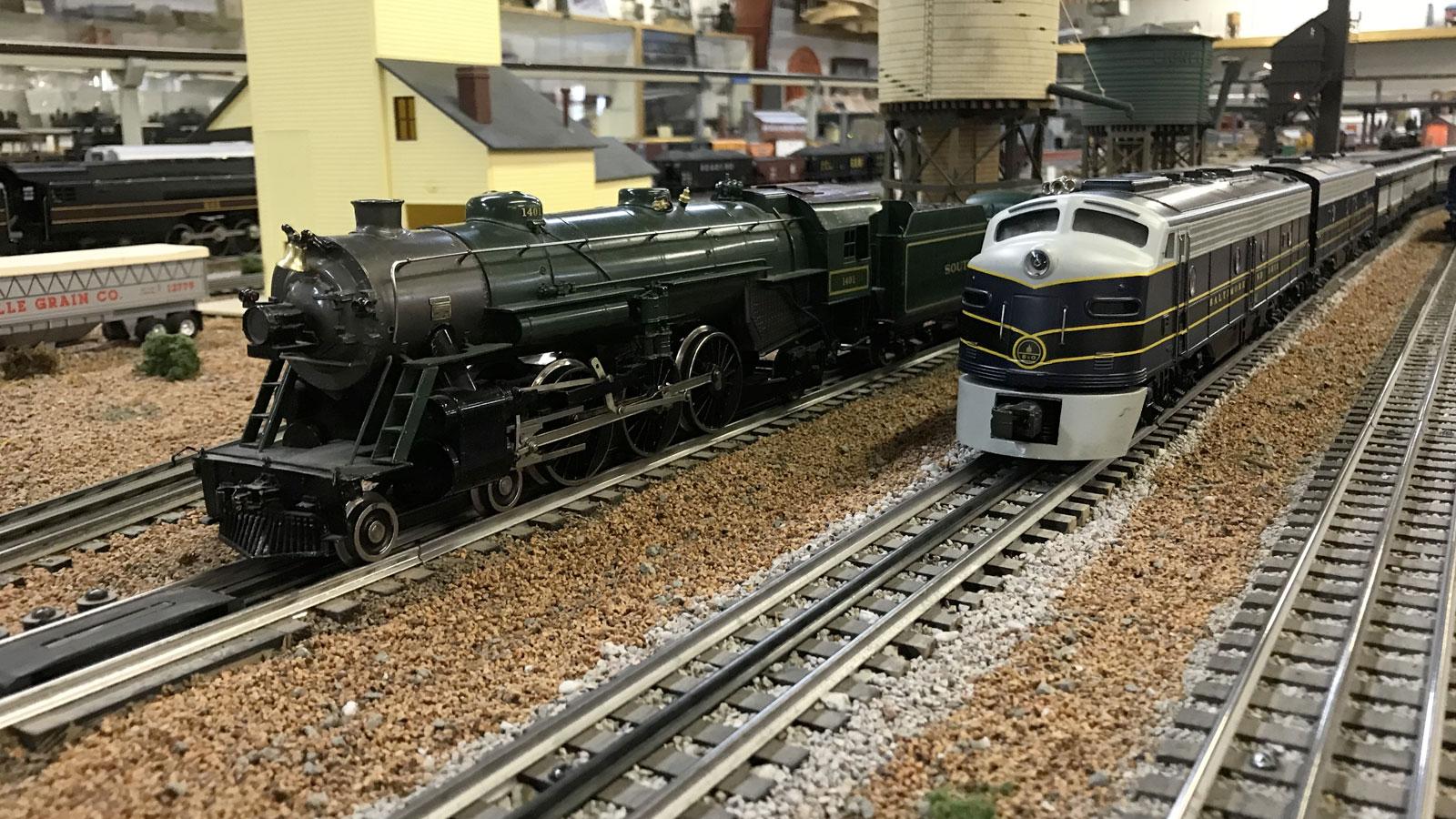 Gadsden-Pacific DivisionToy Train Operating Museum | Tucson